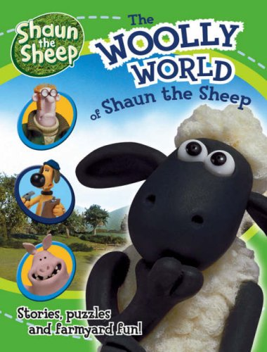 """The Woolly World of """"Shaun the Sheep"""" By Brenda Apsley"""