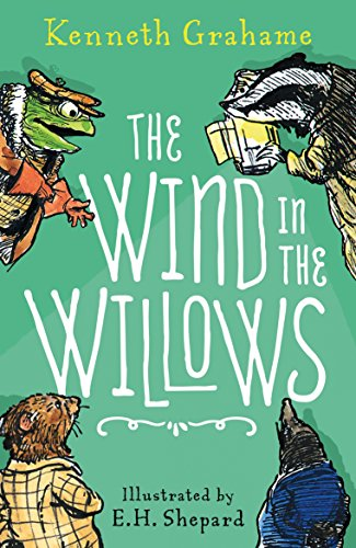 The Wind in the Willows - 90th anniversary gift edition By Kenneth Grahame