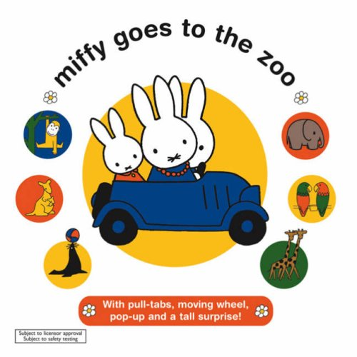 Miffy Goes to the Zoo By Dick Bruna