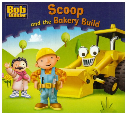 Scoop and the Bakery Build By Jorge Santillan