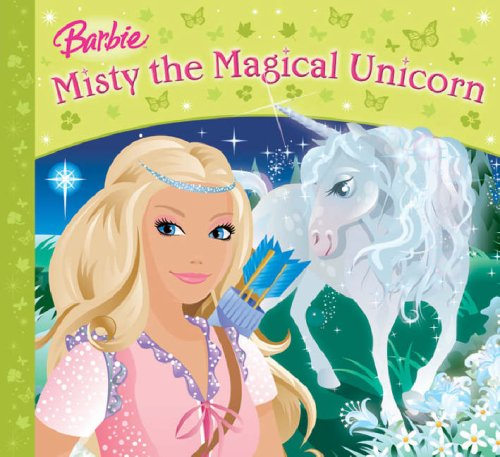 Misty the Magical Unicorn By Christian Musselman