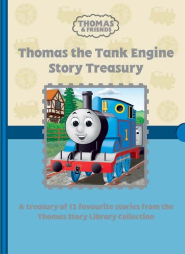 Thomas the Tank Engine Story Treasury by
