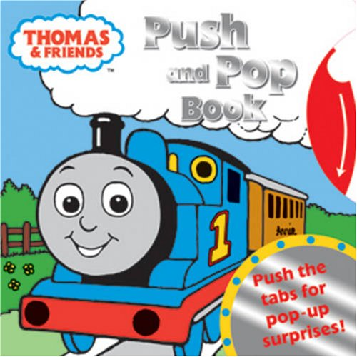 Thomas Push and Pop Book