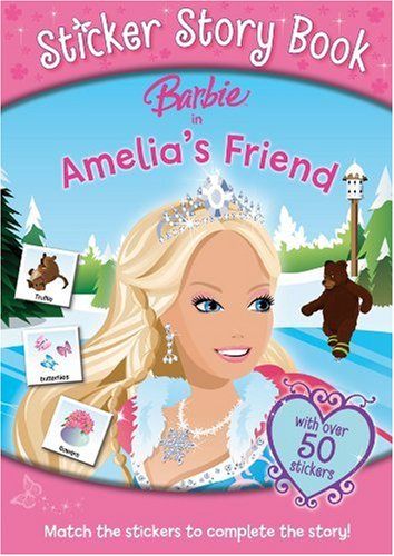 Barbie Story Book