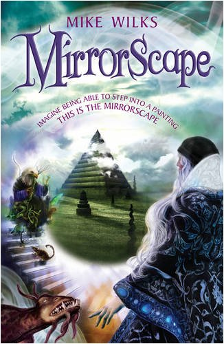 Mirrorscape By Mike Wilks