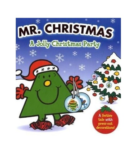 Mr. Christmas: A Jolly Christmas Party by