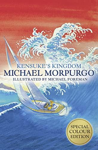 Kensuke's Kingdom by Michael Morpurgo, M. B. E.