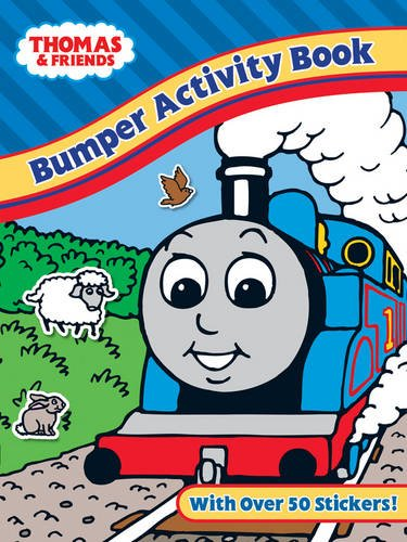 Thomas and Friends Bumper Activity Book By VARIOUS