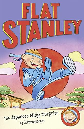 Jeff Brown's Flat Stanley: The Japanese Ninja Surprise by Josh Greenhut