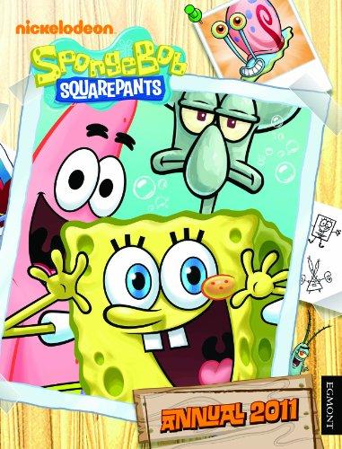"""SpongeBob SquarePants"" Annual By Brenda Apsley"