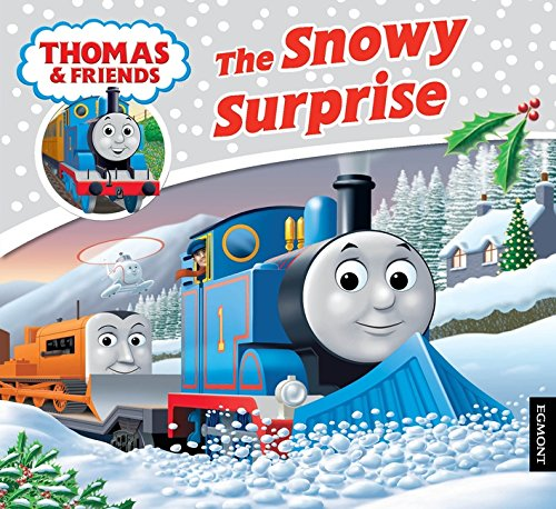 Thomas & Friends: The Snowy Surprise By Unknown