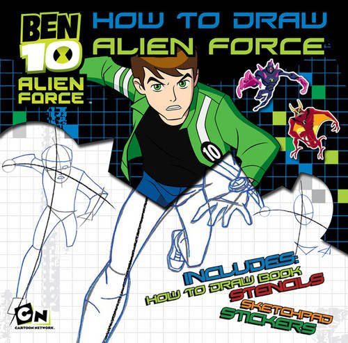 How to Draw Alien Force by