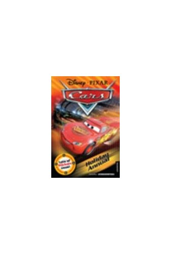 Disney Cars Holiday Annual