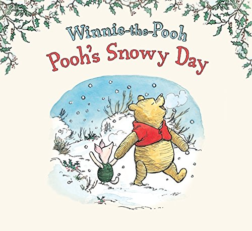Winnie-the-Pooh: Pooh's Snowy Day By Andrew Grey