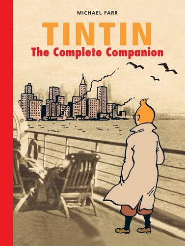Tintin: The Complete Companion By Michael Farr