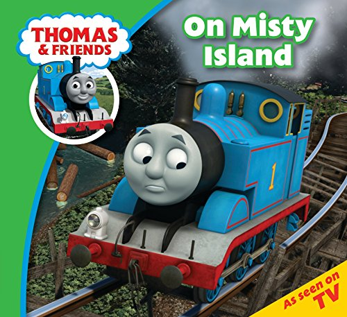 Thomas & Friends On Misty Island By Wilbert Vere Awdry