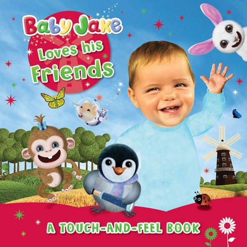 Baby Jake Loves His Friends By NA | Used | 9781405263702 ...