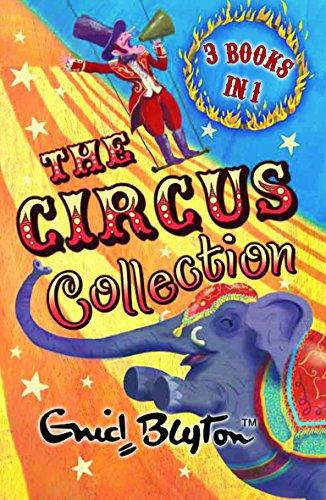 Enid Blyton Circus Collection 3 in 1 (Circus Adventures) By Enid Blyton
