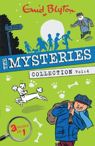 Mysteries Collection 3 in 1 Vol 4 By Enid Blyton