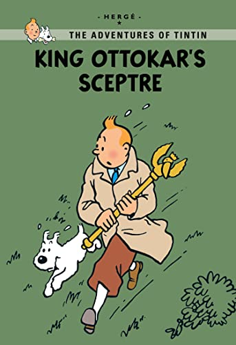 King Ottokar's Sceptre By Herge