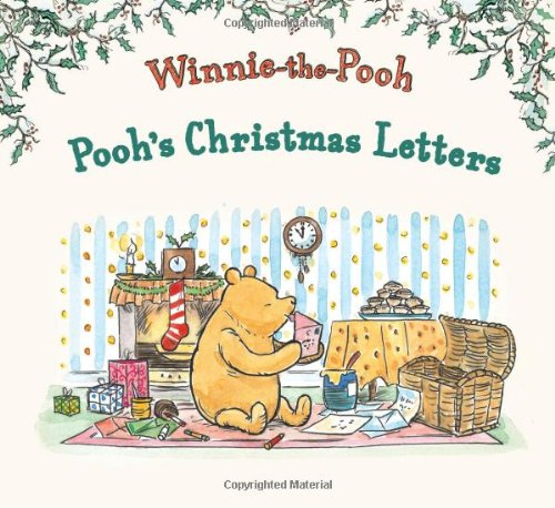 Pooh's Christmas Letters By A. A. Milne