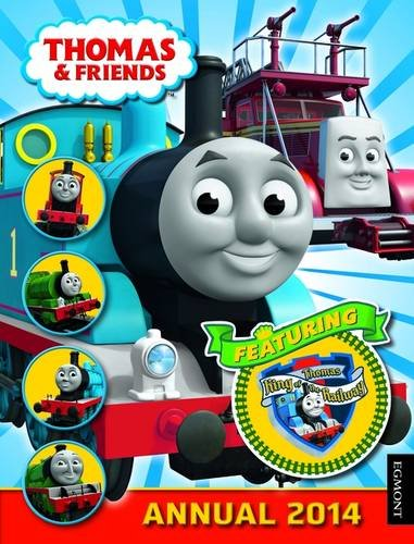 Thomas & Friends Annual: 2014 by Rev. Wilbert Vere Awdry
