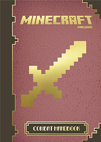 Minecraft: The Official Combat Handbook by Egmont UK Ltd