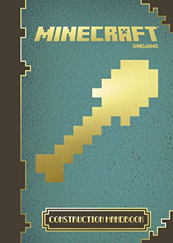 Minecraft: The Official Construction Handbook Edited by Egmont UK Ltd