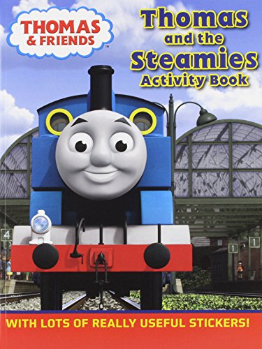 Thomas & Friends: 6-Book Activity Pack By Rev  W  Awdry
