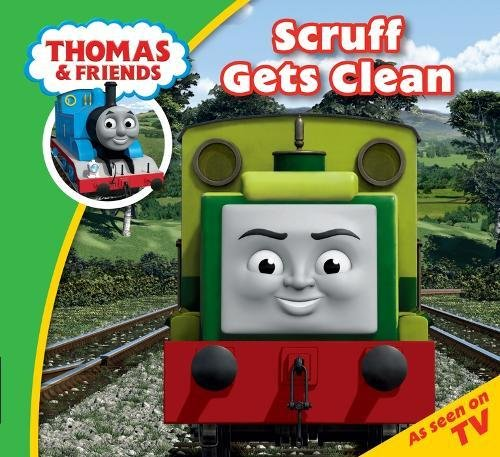 Thomas & Friends: Thomas Story Time 30: Scruff Gets Clean By Rev  W  Awdry