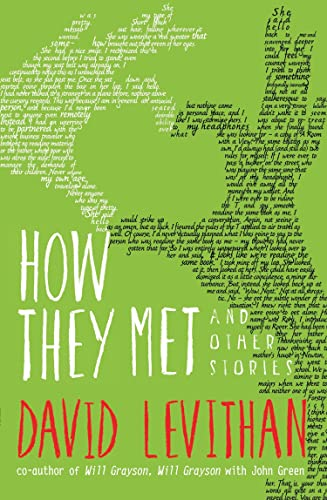 How They Met and Other Stories By David Levithan