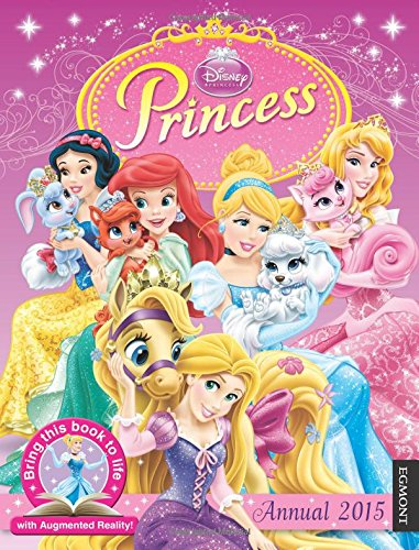 Disney Princess Annual 2015 (Annuals 2015)