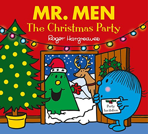 Mr Men the Christmas Party By Adam Hargreaves