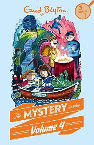 The Mystery Series By Enid Blyton