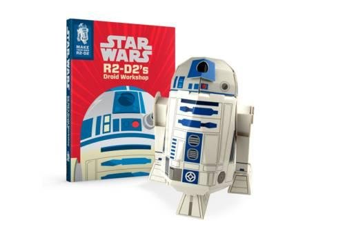 Star Wars: R2-D2's Droid Workshop: Make Your Own R2-D2 (Press Out & Play) By Lucasfilm Ltd