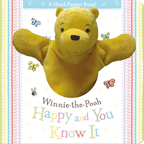Winnie-the-Pooh: Happy and You Know It Hand Puppet Book By Egmont Publishing UK