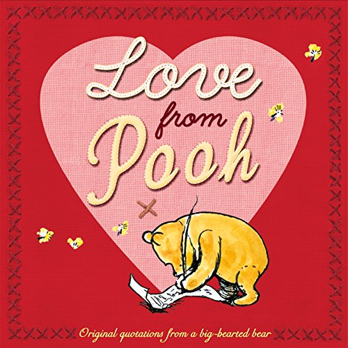 Winnie-the-Pooh: Love From Pooh: Mirror Book By A. A. Milne