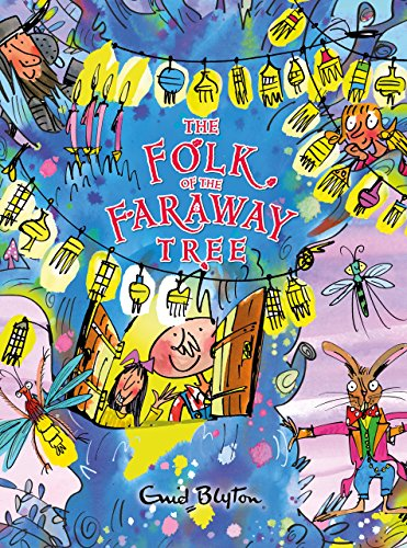 The Folk of the Faraway Tree Gift Edition By Enid Blyton