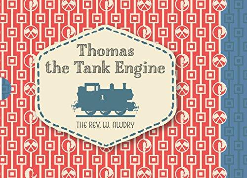 Thomas the Tank Engine: The Railway Series: 70th Anniversary Slipcase By Rev. W Awdry