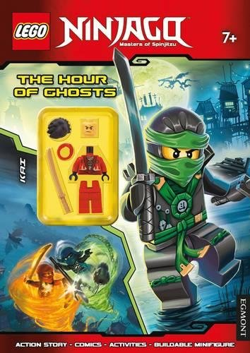 Lego (R) Ninjago: The Hour of Ghosts (Activity Book with Minifigure) By Lego