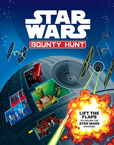 Star Wars: Bounty Hunt: Lift the Flap by Lucasfilm Ltd