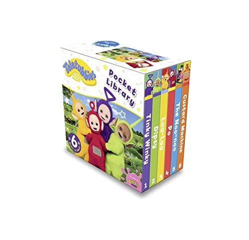 Teletubbies: Pocket Library By Egmont Publishing UK