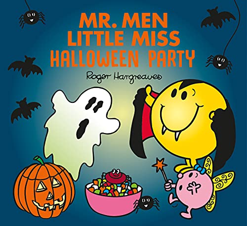 Mr. Men: Halloween Party By Roger Hargreaves