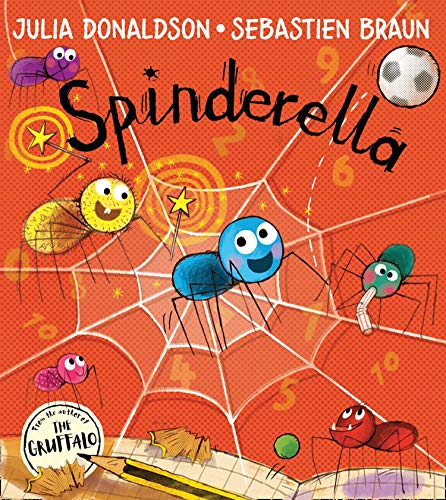 Spinderella By Julia Donaldson