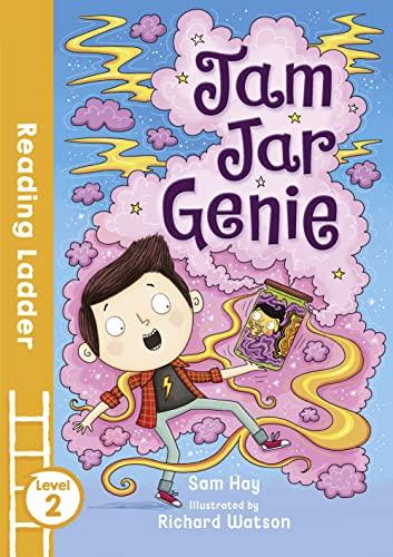 Jam Jar Genie By Sam Hay