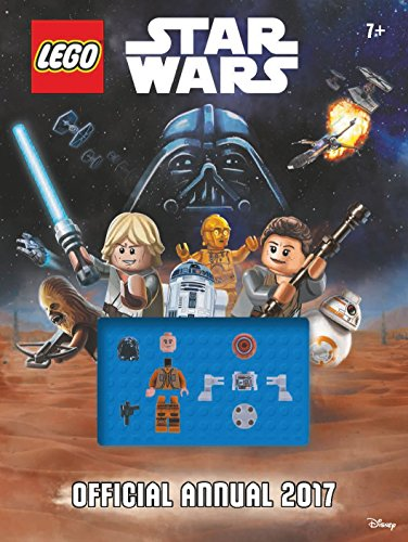 The Official LEGO Star Wars Annual 2017 by Egmont UK Ltd