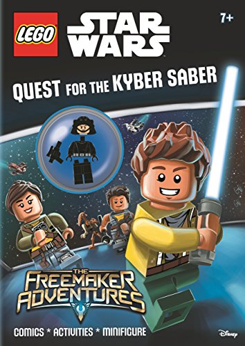 Lego (R) Star Wars: Quest for the Kyber Saber (Activity Book with Minifigure) By Egmont Publishing UK