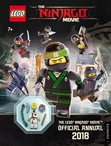 THE LEGO® NINJAGO MOVIE: Official Annual 2018 (Egmont Annuals 2018) By Egmont Publishing UK