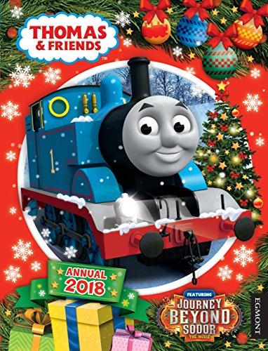 Thomas The Train Christmas Tree.Thomas Friends Annual 2018 By Thomas Tank Engine