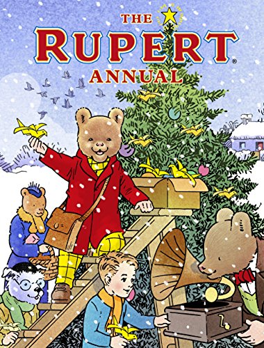 Rupert Annual 2018 By Illustrated by Stuart Trotter
